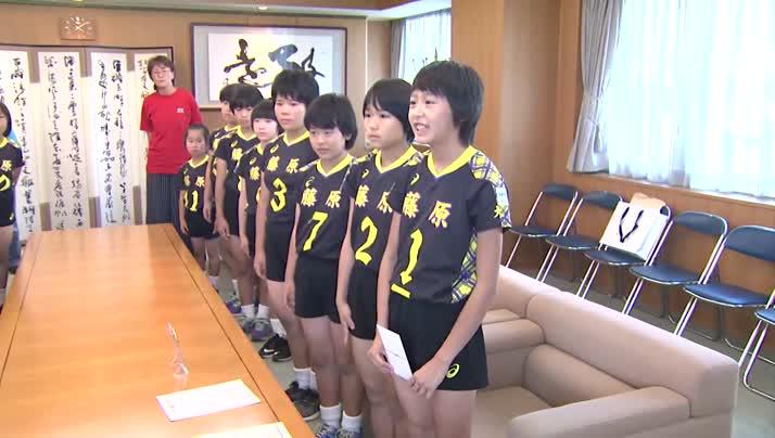 の 女子 大分 日 チーム 出町 バレーボール 小学生 県